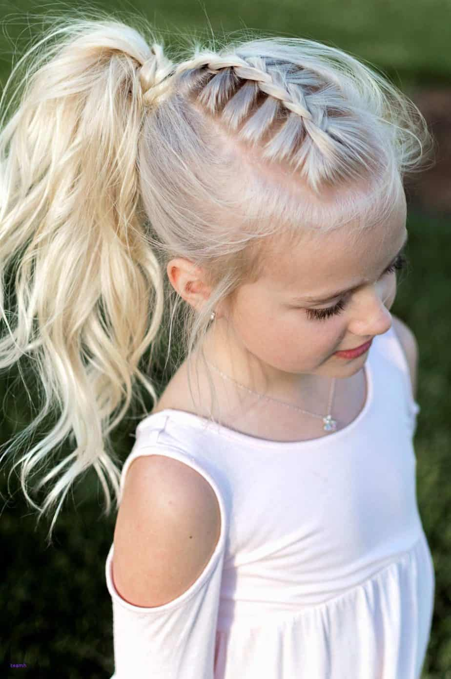 10 Cute And Easy Hairstyles For Girls 2021 Best Ideas For Kids And Teenagers Elegant Haircuts