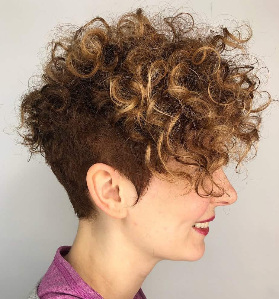 Cute Pixie Bob Hairstyles 2021 Fun Curls
