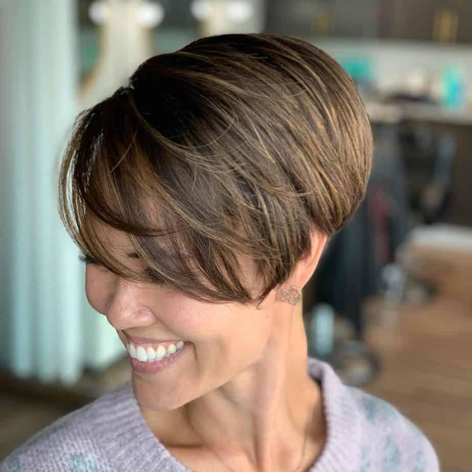 Pixie Bob Hairstyles 2021 Classic Layered Haircut