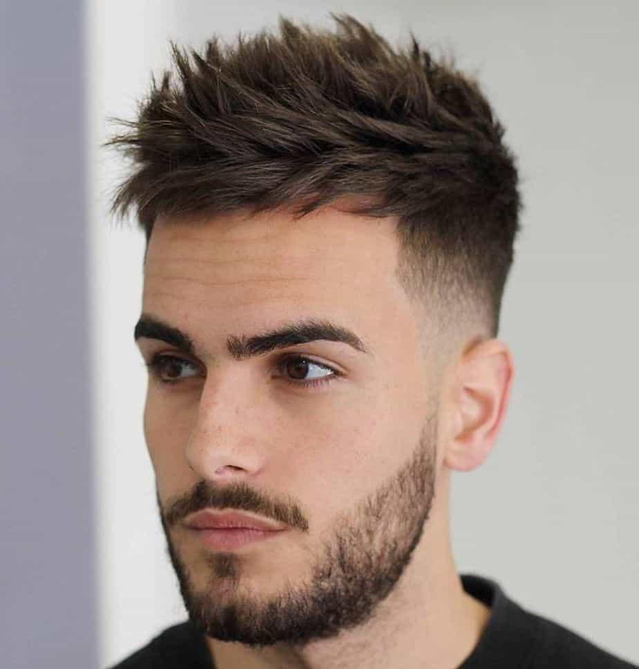 Men's Hairstyles 2021: How to Create 22 Trendiest Haircuts - Elegant Haircuts