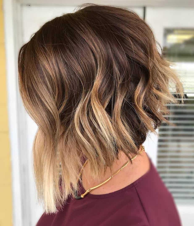 Beautiful Medium Bob Haircuts 2021 Inverted Bob