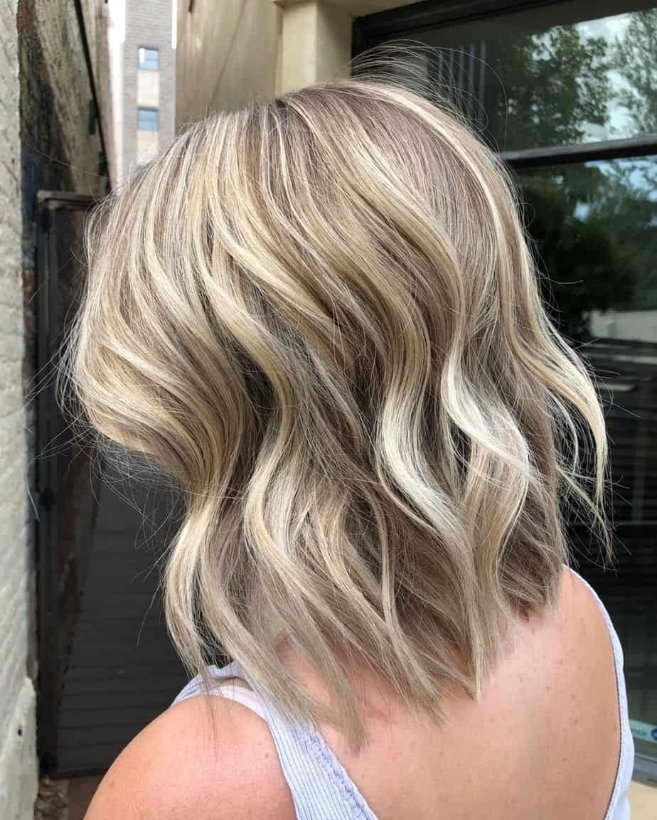 Best Long Bob Hairstyles 2021 Perfect Beach Waves