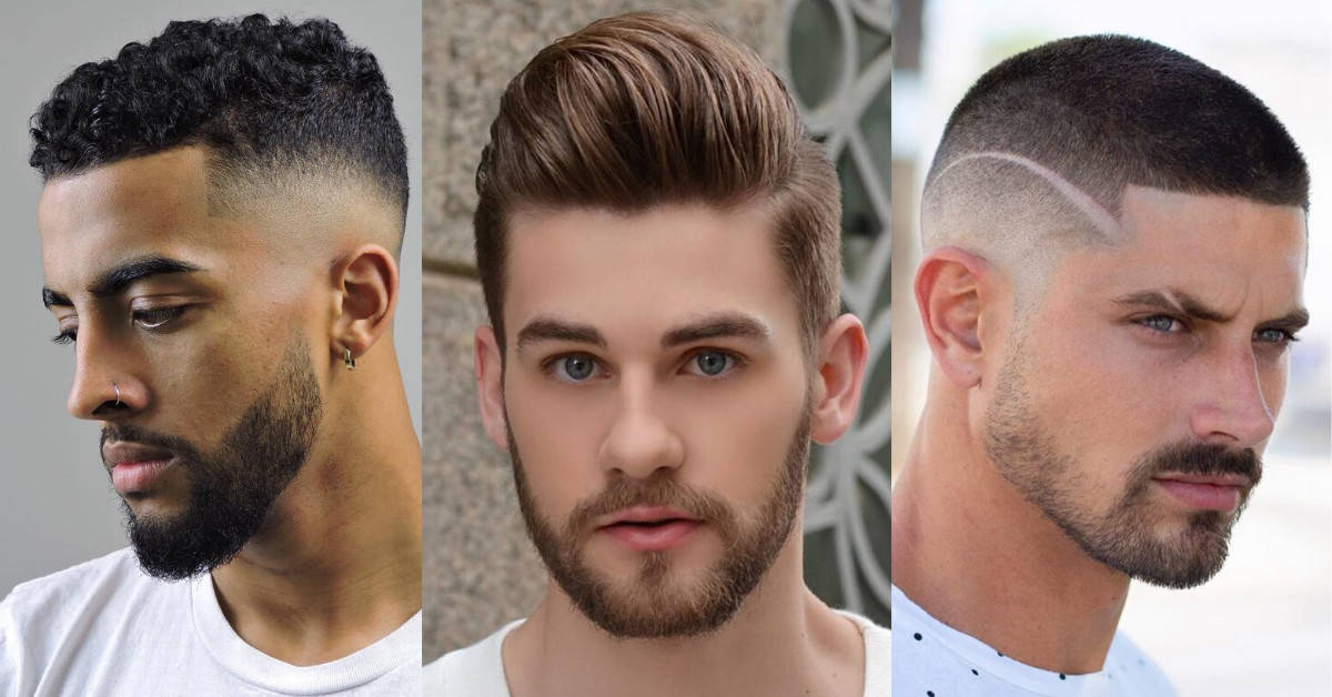 10 Men's Short Hairstyles 2021: Best Cuts and Trends to Try This Year - Elegant Haircuts