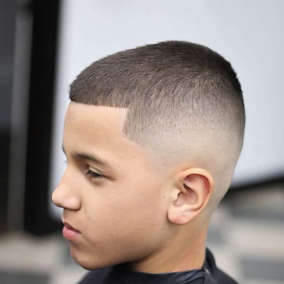 Classic Haircuts for Boys 2021 sort Buzz Cut