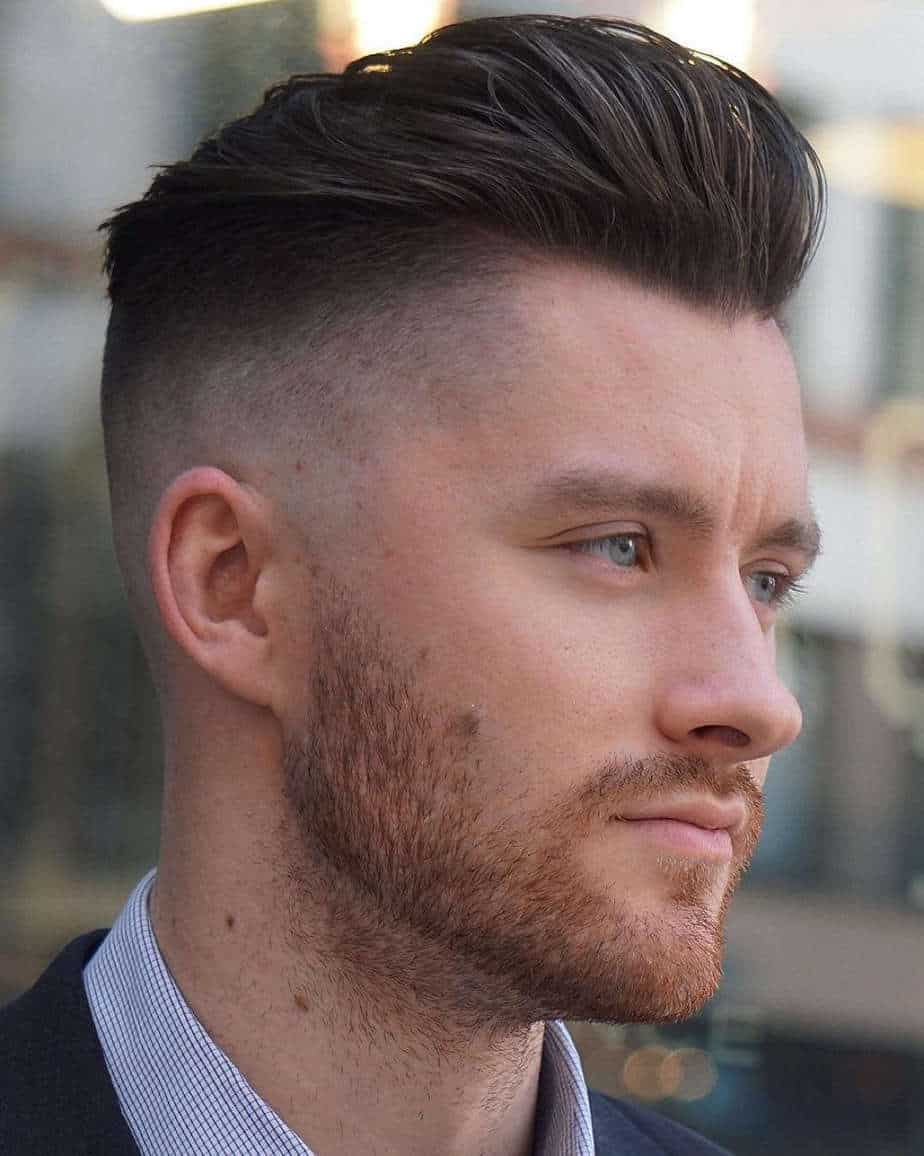 men's haircut trends 2021 the undercut quiff