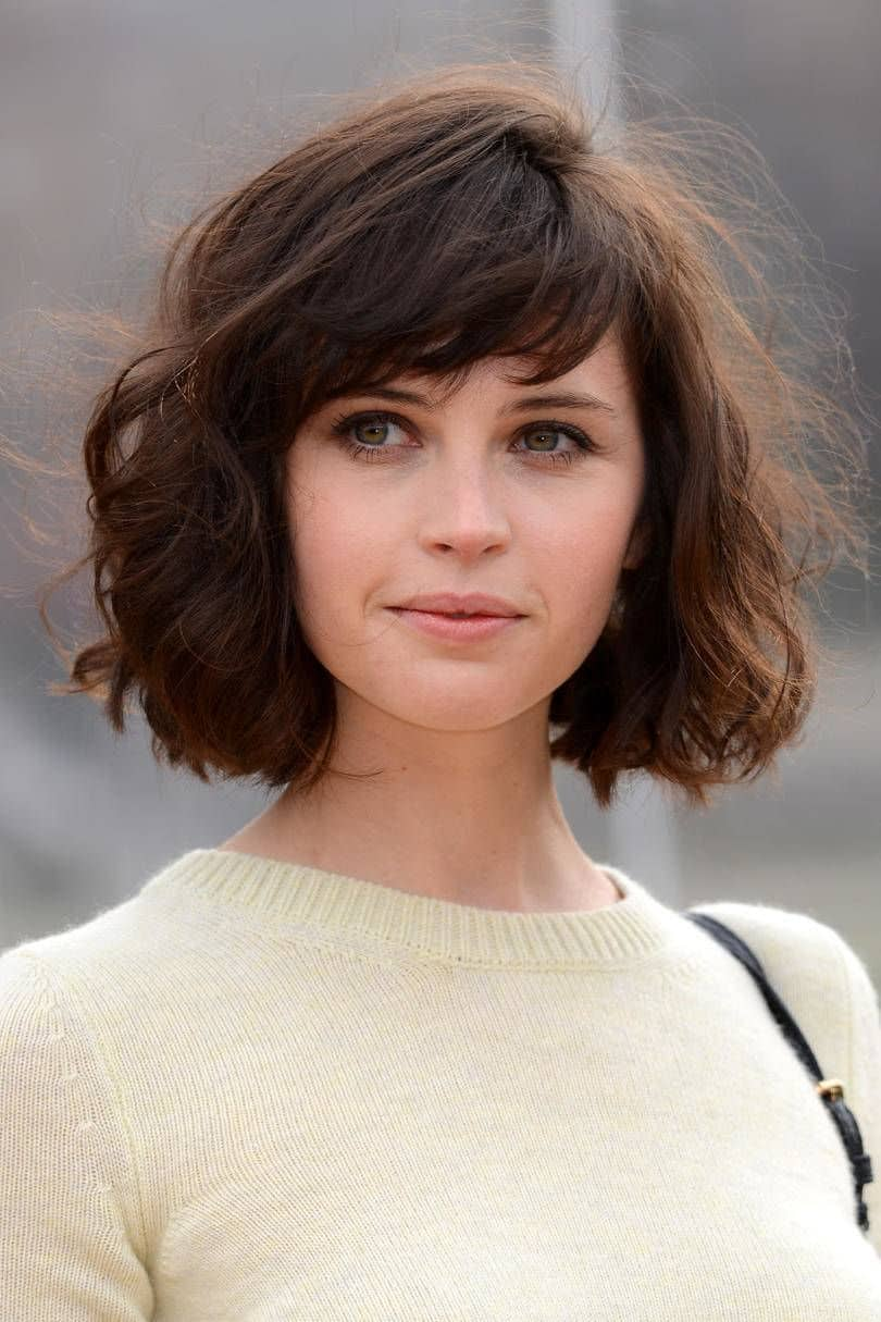 One Length Retro Shaggy Haircut 2021 for Thick Hair