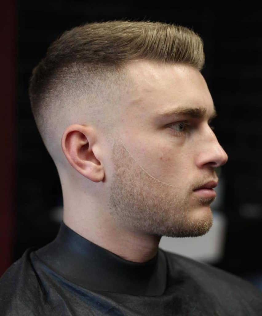 Short Hairstyles for Men 2021 Crew Cut
