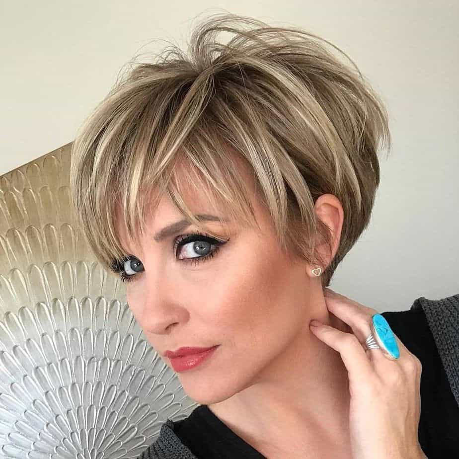 Short Shaggy Haircuts 2021 Cool Pixie Shag