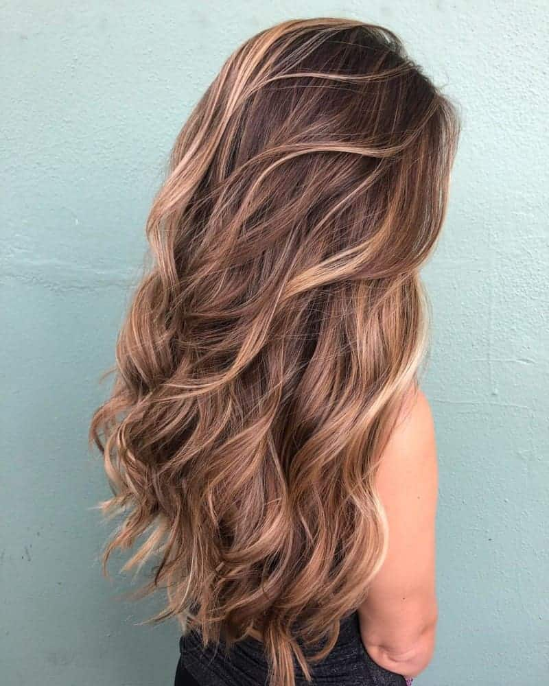 Haircuts for Thick Hair 2021 Long Cut with Big Layers