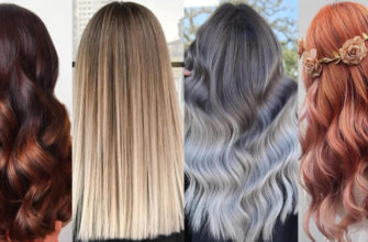 top 10 hottest ombre hair colors 2021 blonde, brown, brunette
