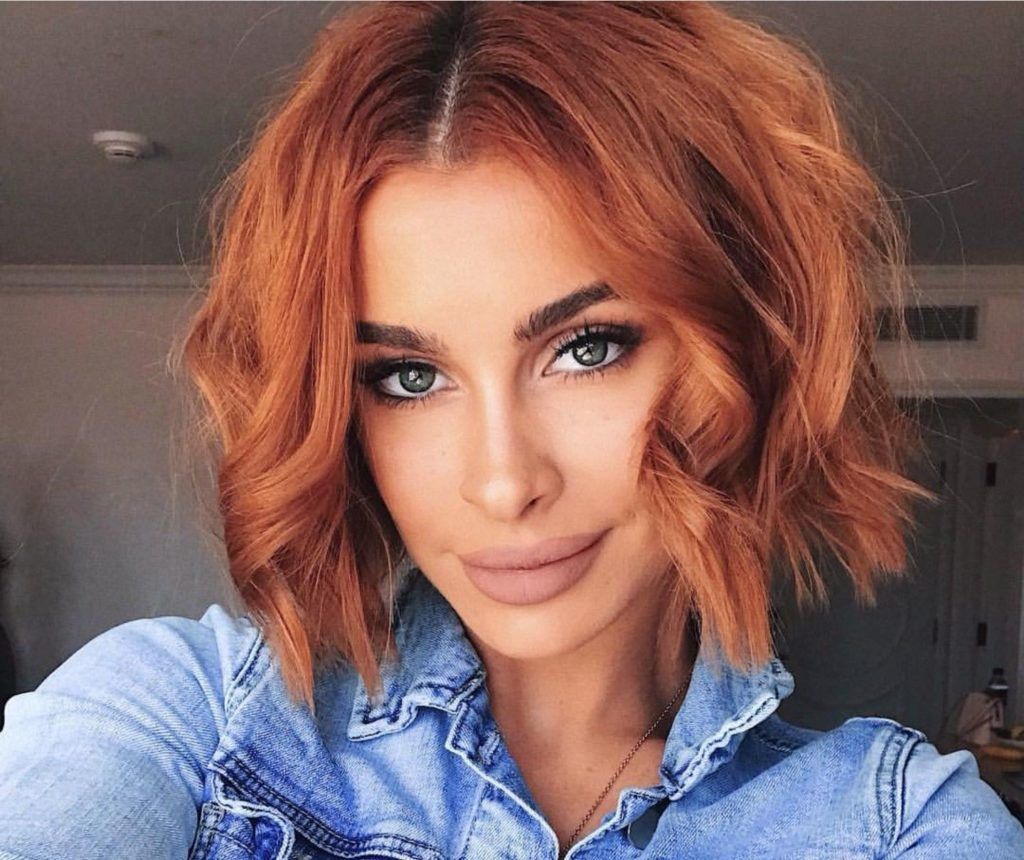 Red Hairstyles 2021: 20 Best Options for Red Coloring