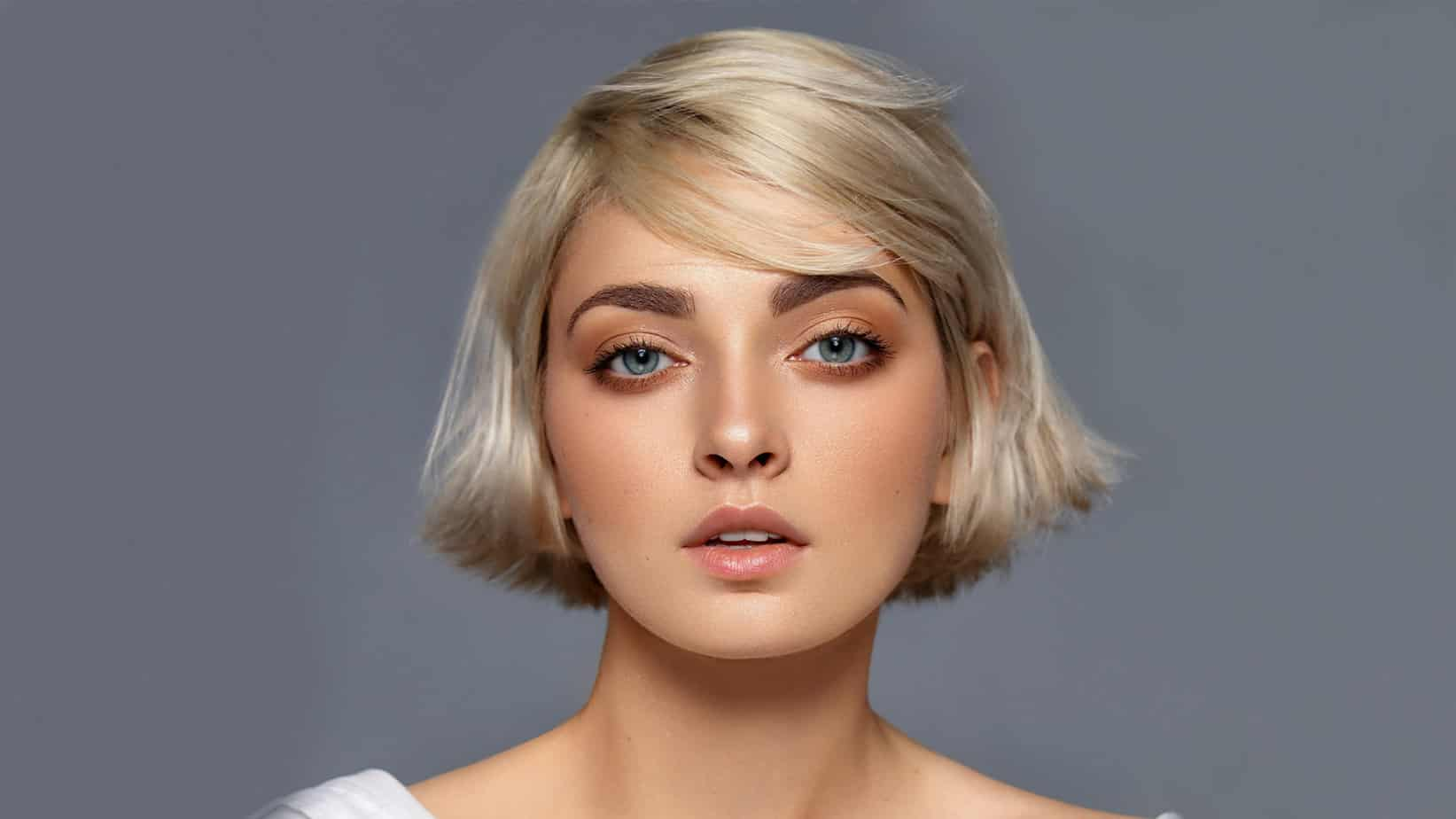 Hairstyles For Round Faces 2021 Top 10 Gorgeous Solutions Elegant Haircuts