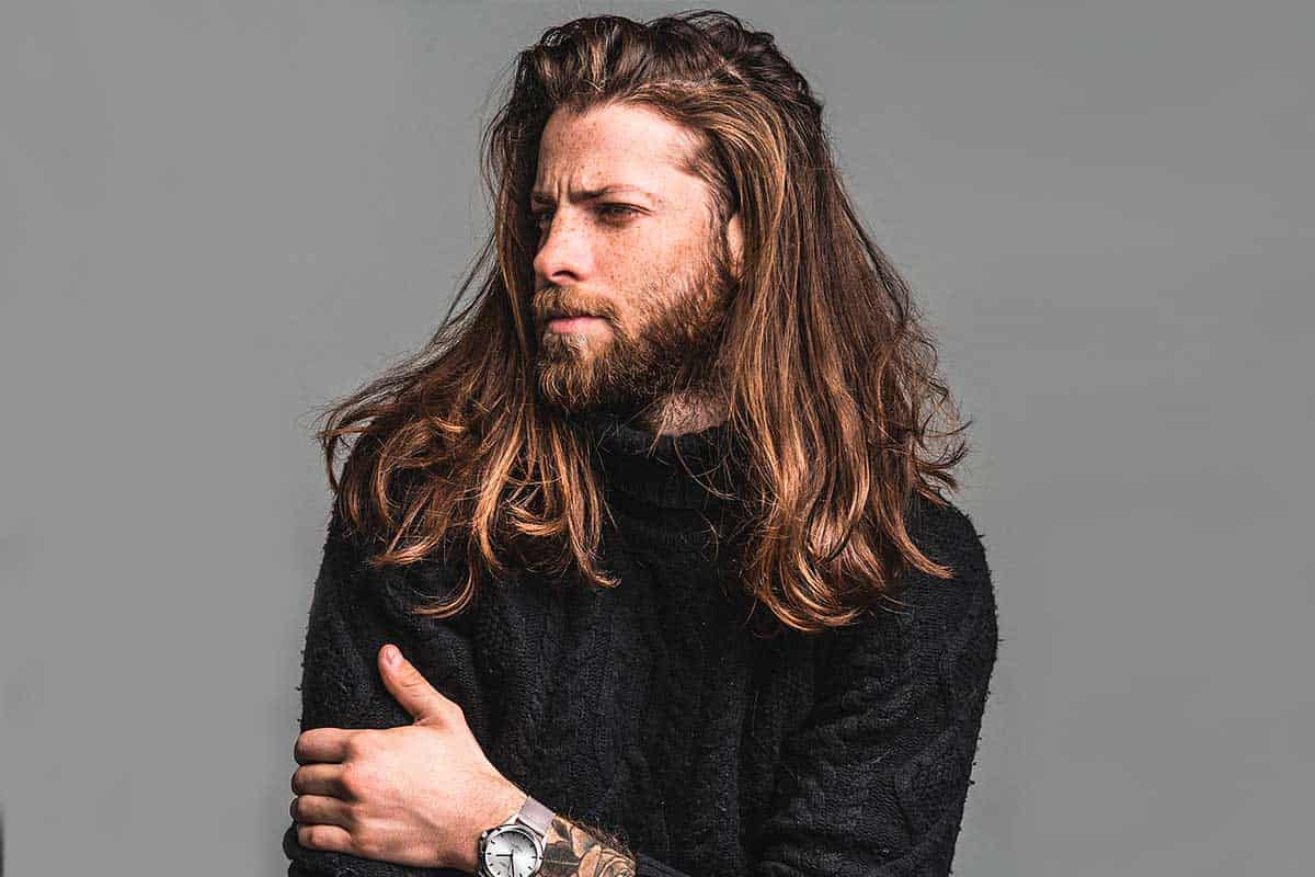Top 20 Unique Types of Men's Long Hairstyles 2021 - Elegant Haircuts