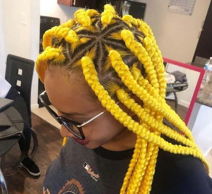 Braided Hairstyles 2022 with Accessories