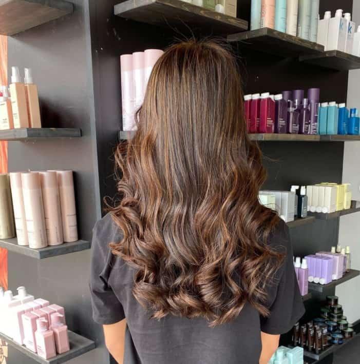 Balayage Brown Hair 2022