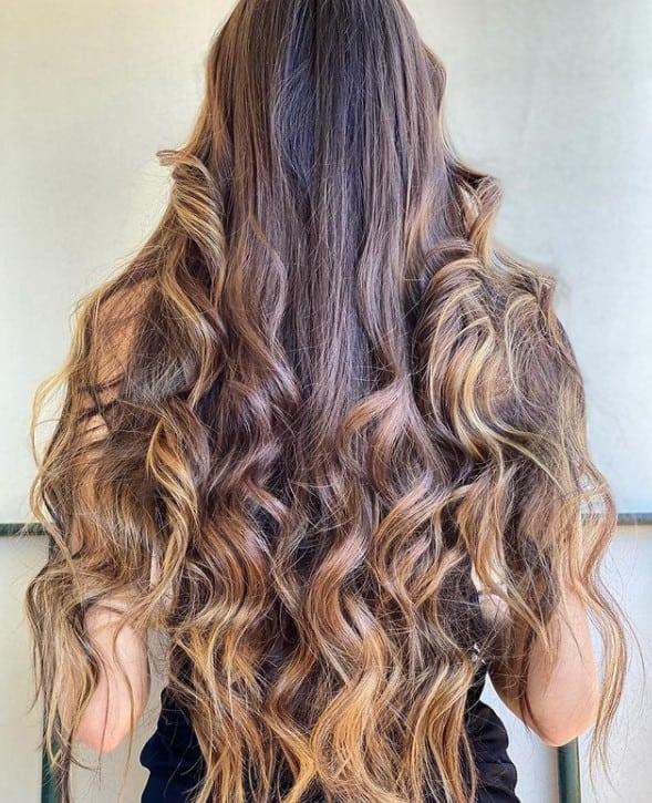 25 Superb Balayage Hairstyles 2022 long hair
