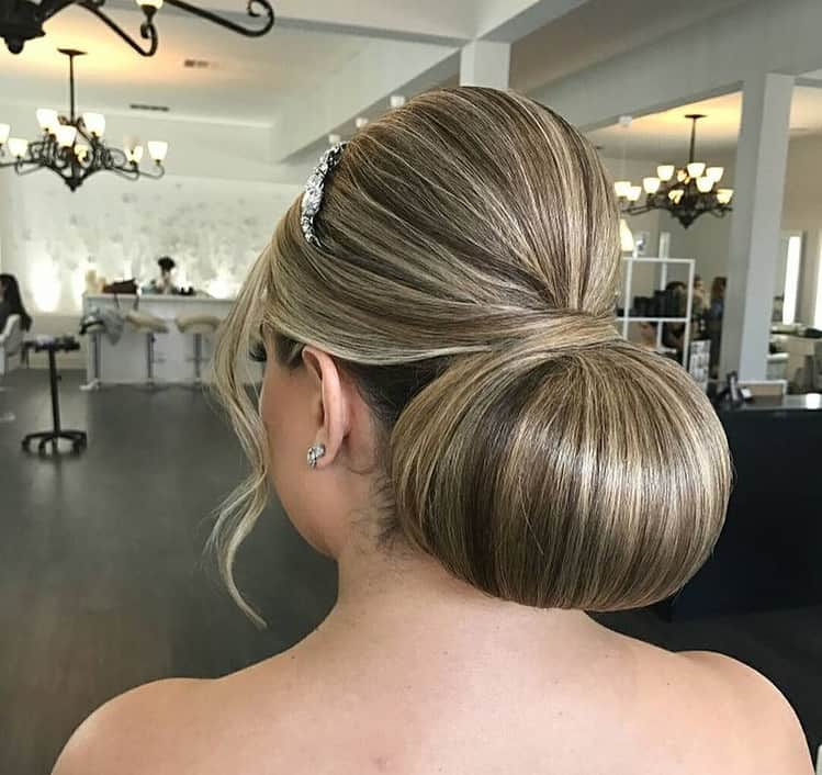 Bridal Updo Hairstyles 2022