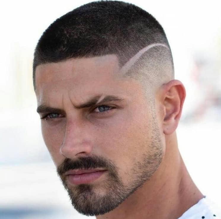 Trendy Men's Haircuts 2022: Hedgehog