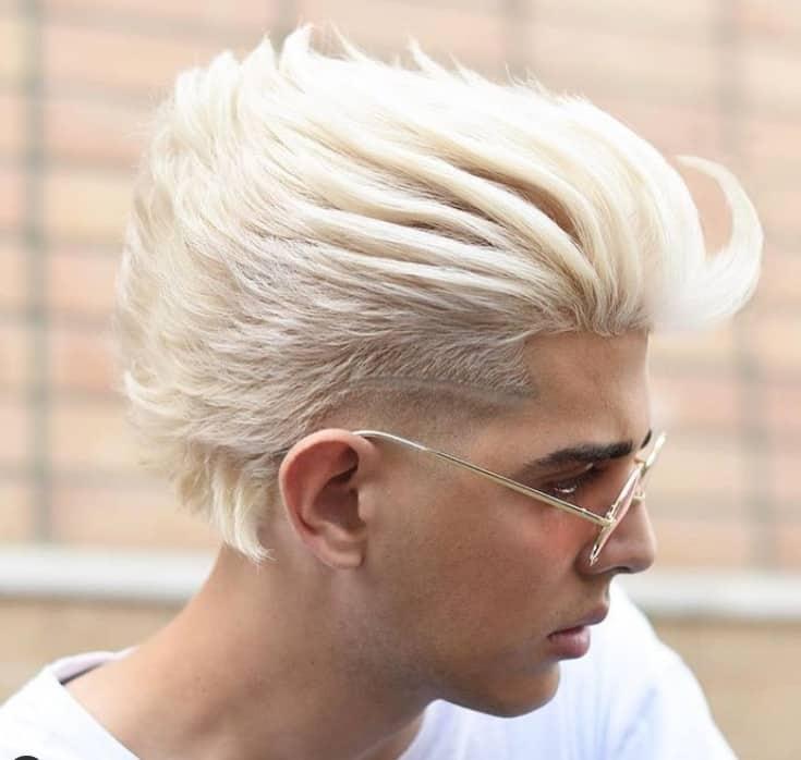 Bob Haircut for Men 2022