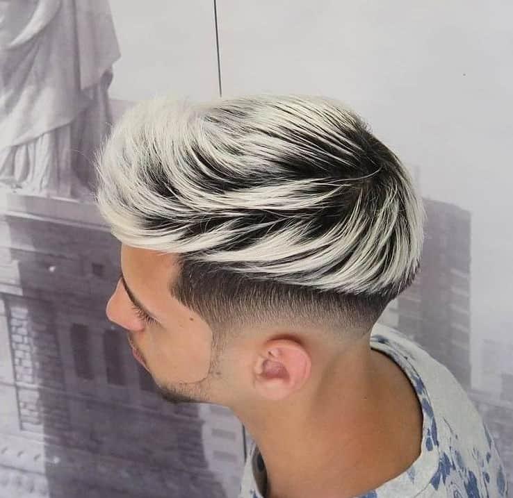 Men's Haircuts 2022: Box