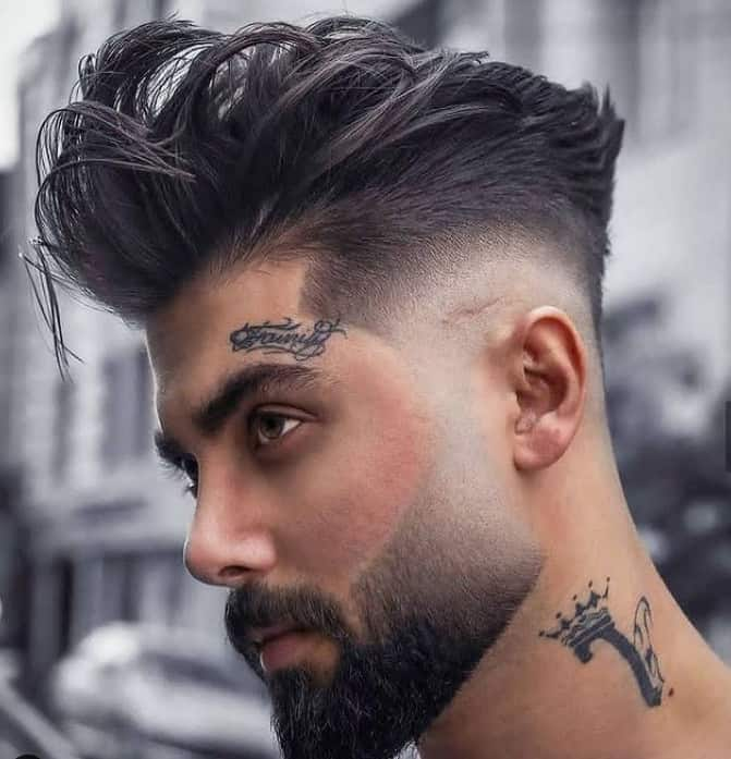 Men's Haircut Styles 2022: Fade