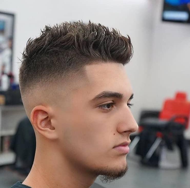 Men's Haircut Styles 2022 for Short Hair