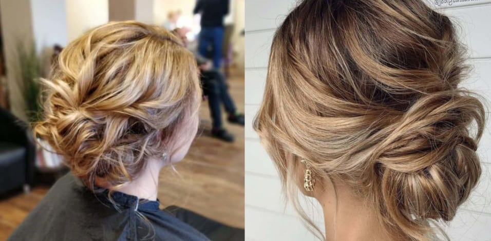 Updo Hairstyles 2022 for Long Hair