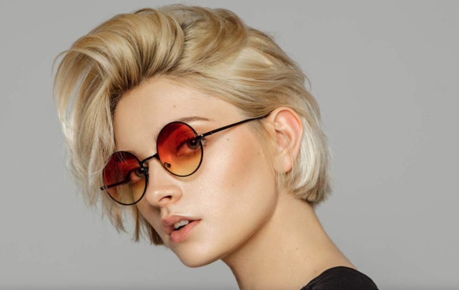 Short Hairstyles for Women 2022: Thick Hair
