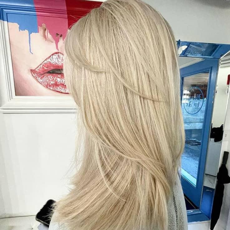 Long Layered Hair 2022 in Modern Interpretations