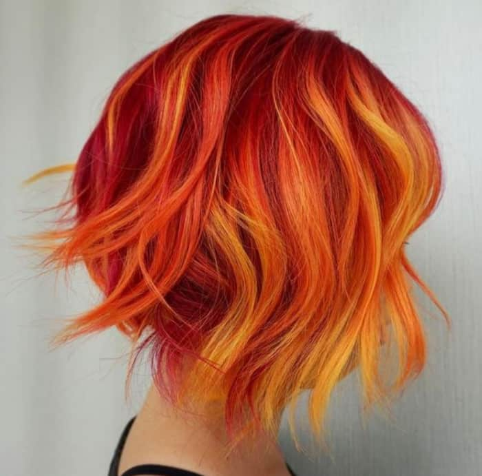 Flame Ombre 2022