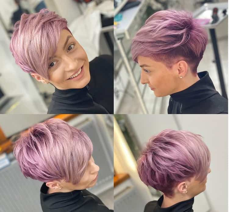 Balayage-Ombre for Short Hair 2022