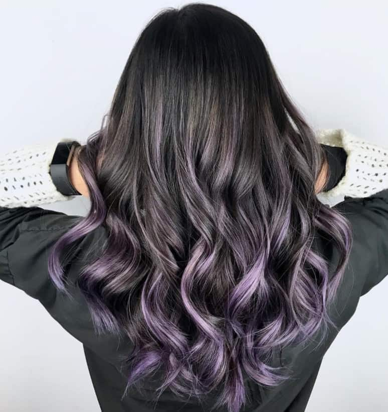 Dark Ombre Hair Color 2022