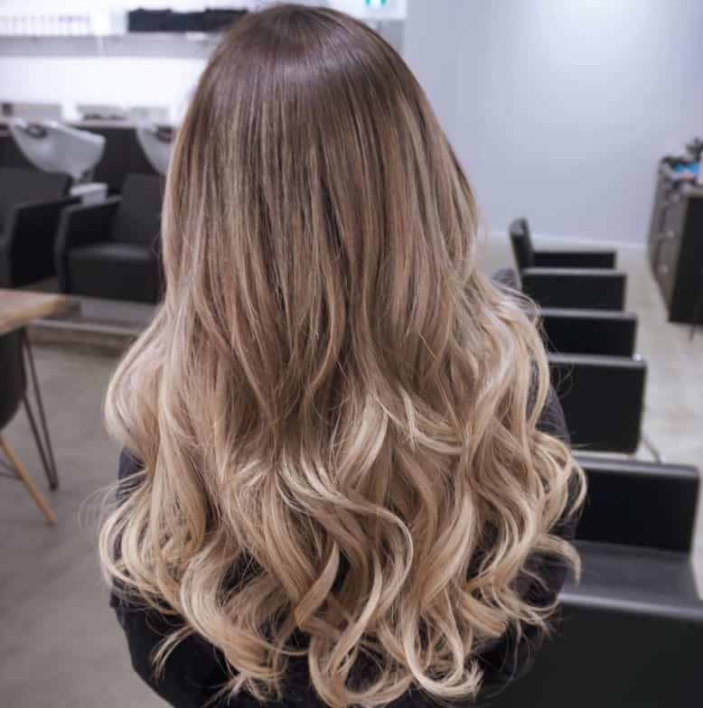 Beach Waves Ombre
