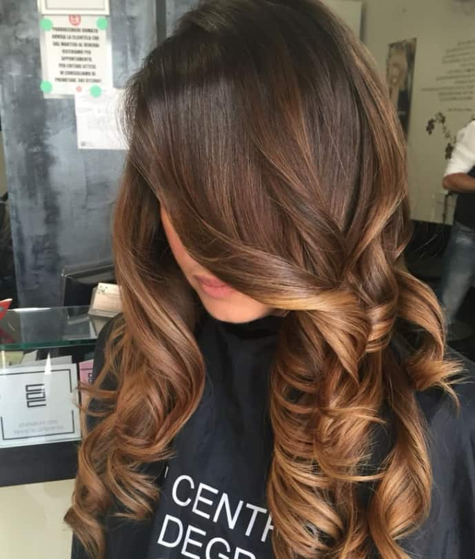 Super Natural Ombre Hairstyles 2022
