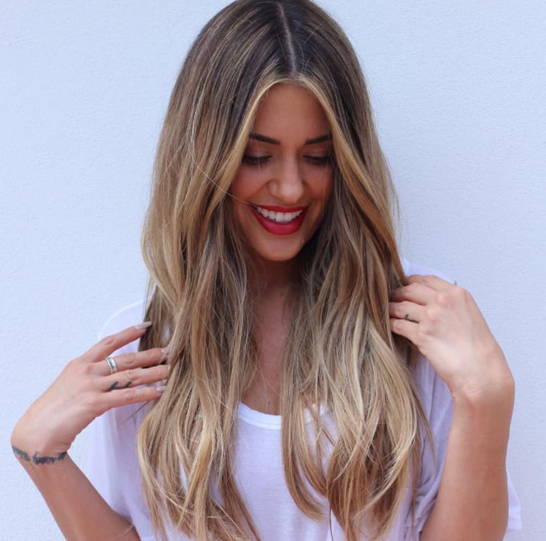 Contouring Ombre