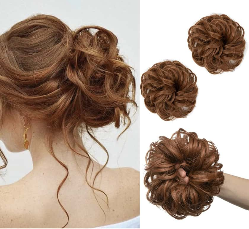 Updo Hairstyles 2022 for Medium Hair