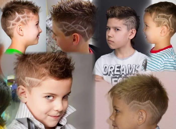 Top 25 Ultra-Modern and Cool Boys Haircuts 2022